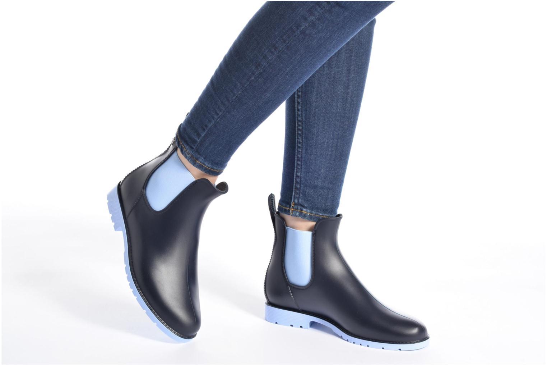Boots en enkellaarsjes Méduse Jumpy Zwart onder