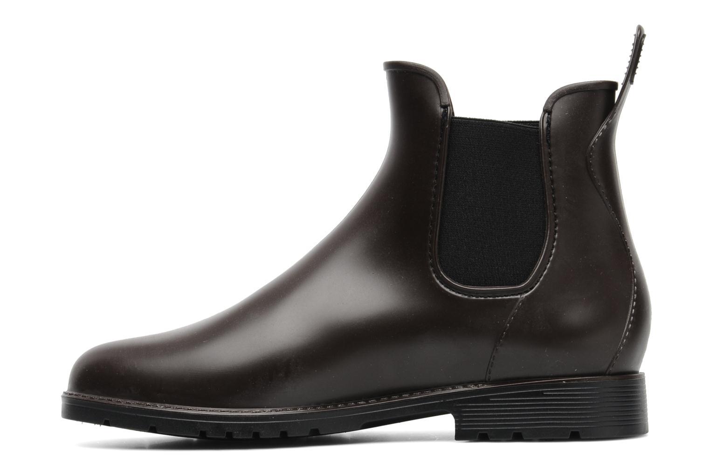 Boots en enkellaarsjes Méduse Jumpy Bruin voorkant