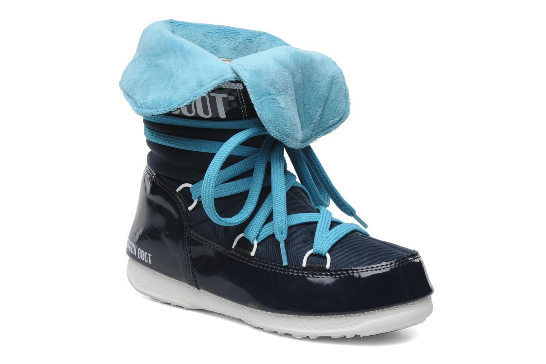 Sportschuhe Moon Boot Sugar blau 3 von 4 ansichten