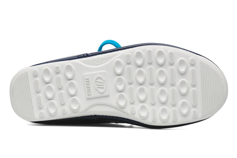 Sportschuhe Moon Boot Sugar blau ansicht von oben