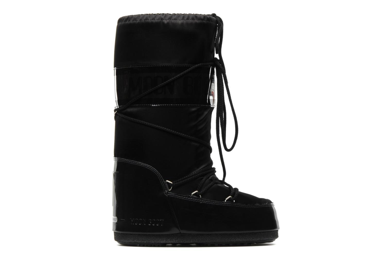 Chaussures de sport Moon Boot Glance Noir vue derrière