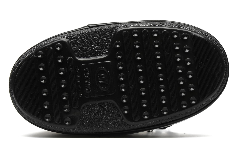 Chaussures de sport Moon Boot Glance Noir vue haut