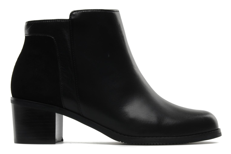 MAVIS Black leather/suede