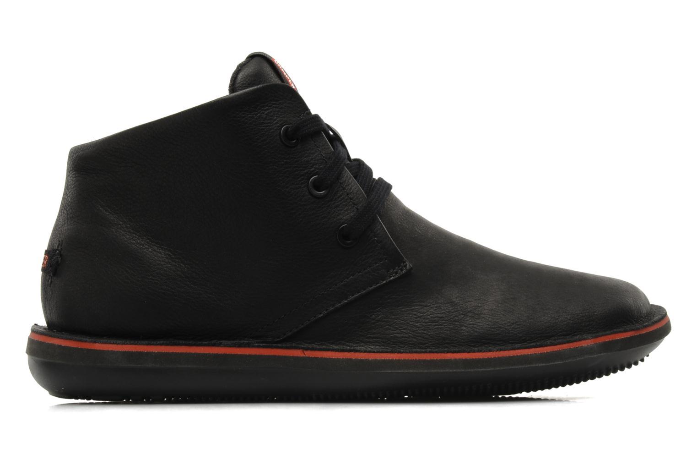 Chaussures à lacets Camper Beetle 36530 Noir vue derrière