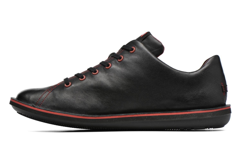 Sneakers Camper Beetle 18648 Zwart voorkant