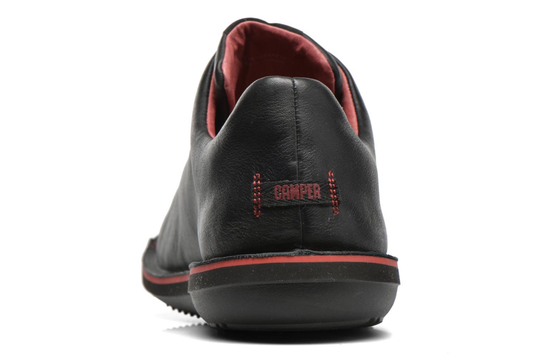 Sneakers Camper Beetle 18648 Zwart rechts