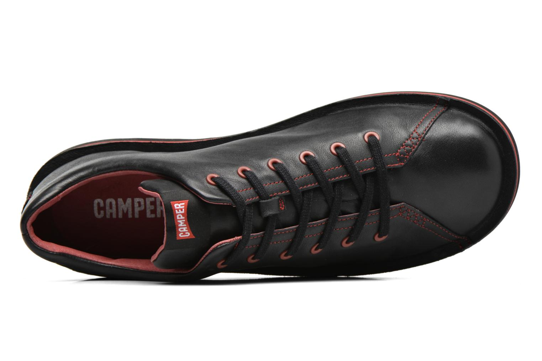 Sneakers Camper Beetle 18648 Zwart links