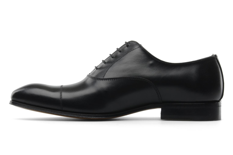 Chaussures à lacets Marvin&Co Parvanete Noir vue face