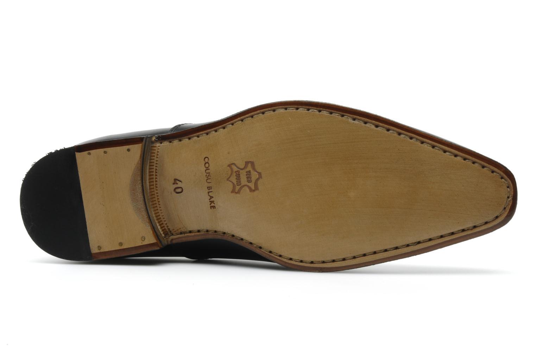 Chaussures à lacets Marvin&Co Parvanete Noir vue haut