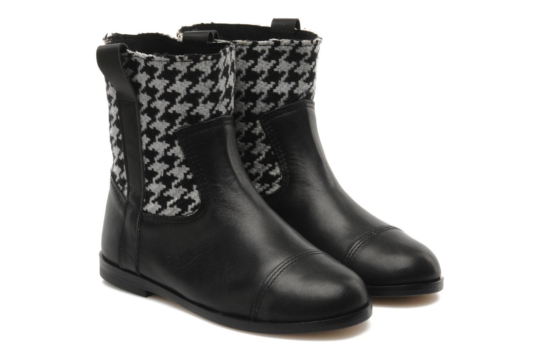 Bottines et boots Petite Maloles PETITE SABINE Noir vue 3/4