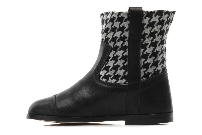 Boots en enkellaarsjes Petite Maloles PETITE SABINE Zwart voorkant