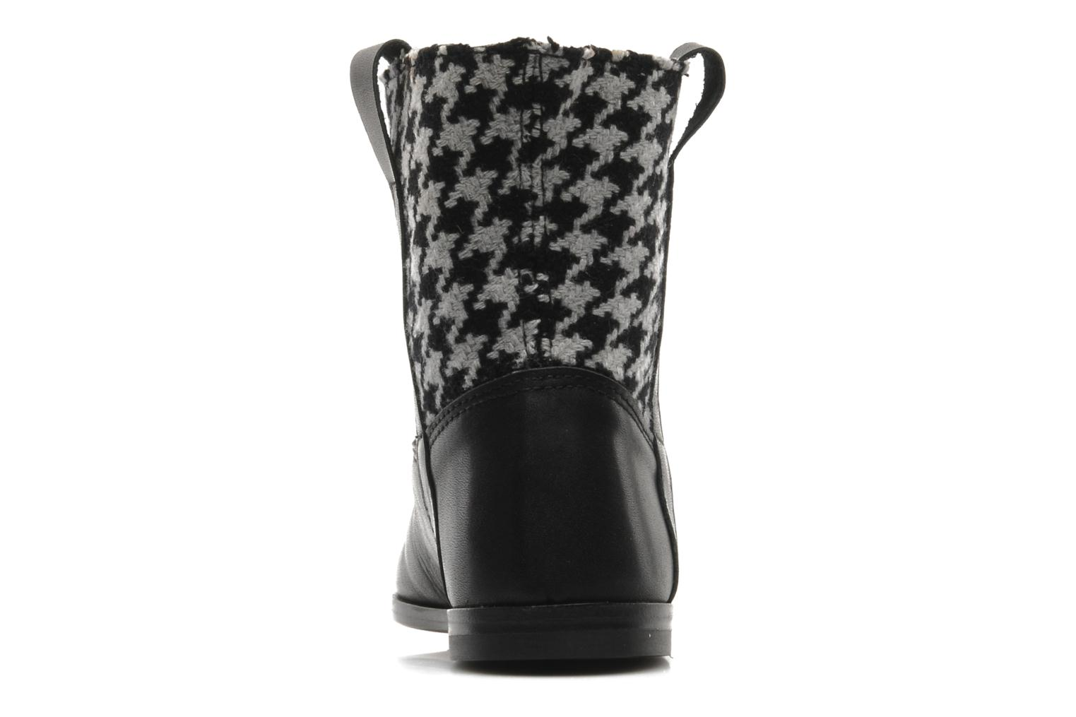 Ankle boots Petite Maloles PETITE SABINE Black view from the right