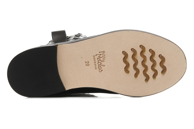 Boots en enkellaarsjes Petite Maloles PETITE SABINE Zwart boven