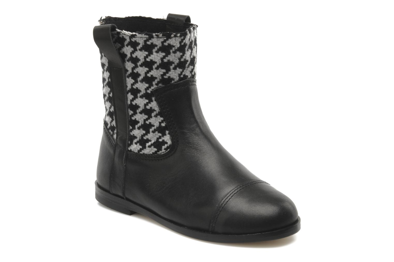 Boots en enkellaarsjes Petite Maloles PETITE SABINE Zwart detail