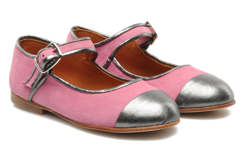 Ballerinas Petite Maloles PETITE BORALIE rosa 3 von 4 ansichten