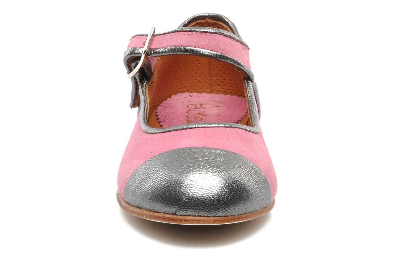 Ballerine Petite Maloles PETITE BORALIE Rosa modello indossato