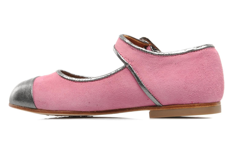 Ballerinas Petite Maloles PETITE BORALIE rosa ansicht von vorne