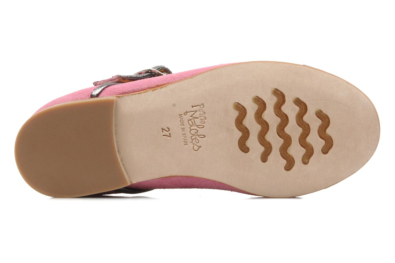 Ballet pumps Petite Maloles PETITE BORALIE Pink view from above