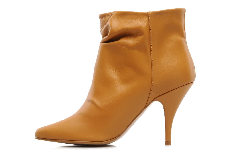 Boots en enkellaarsjes Georgia Rose Maniak Geel voorkant