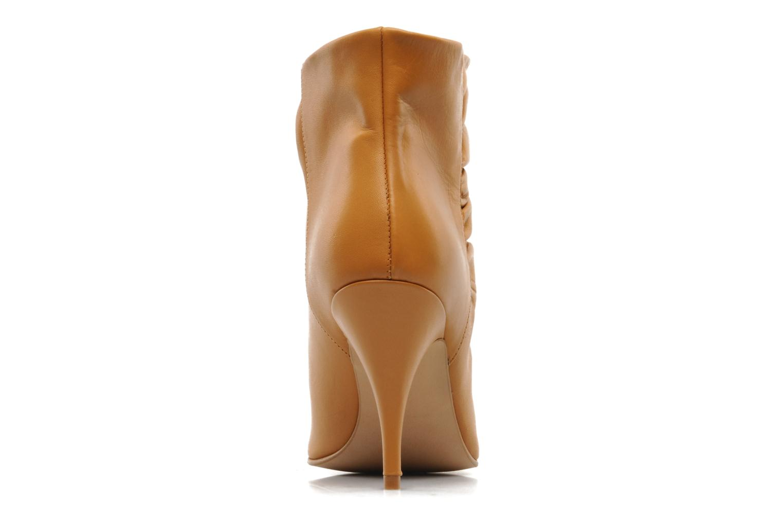 Boots en enkellaarsjes Georgia Rose Maniak Geel rechts