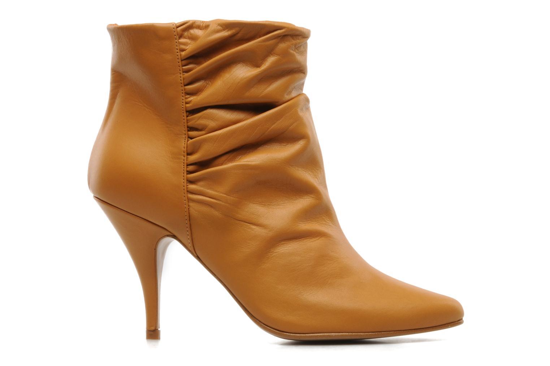 Boots en enkellaarsjes Georgia Rose Maniak Geel achterkant