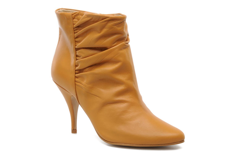 Boots en enkellaarsjes Georgia Rose Maniak Geel detail