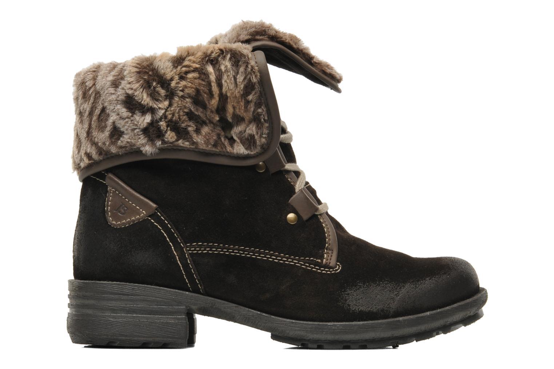 Bottines et boots Josef Seibel Sandra 04 Marron vue derrière