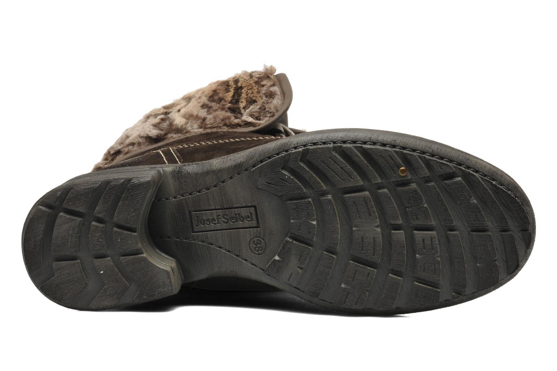 Bottines et boots Josef Seibel Sandra 04 Marron vue haut