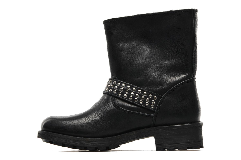 Stiefeletten & Boots Freeman T. Porter Felicia schwarz ansicht von vorne