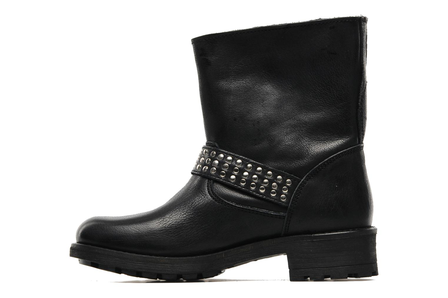 Ankle boots Freeman T. Porter Felicia Black front view