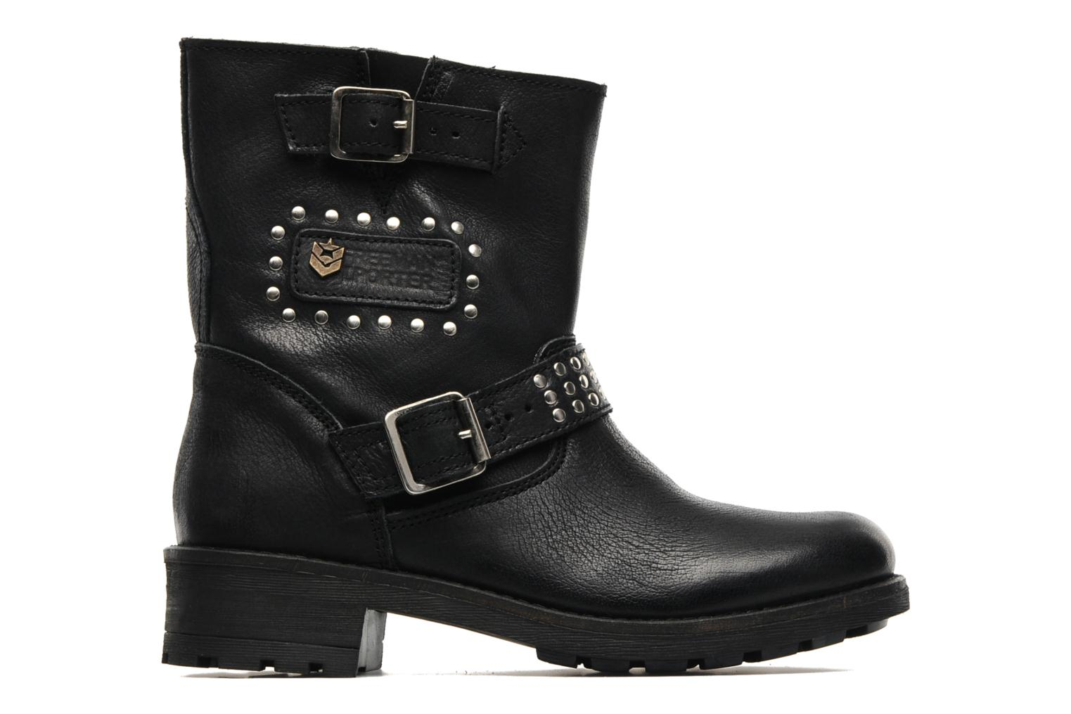 Ankle boots Freeman T. Porter Felicia Black back view