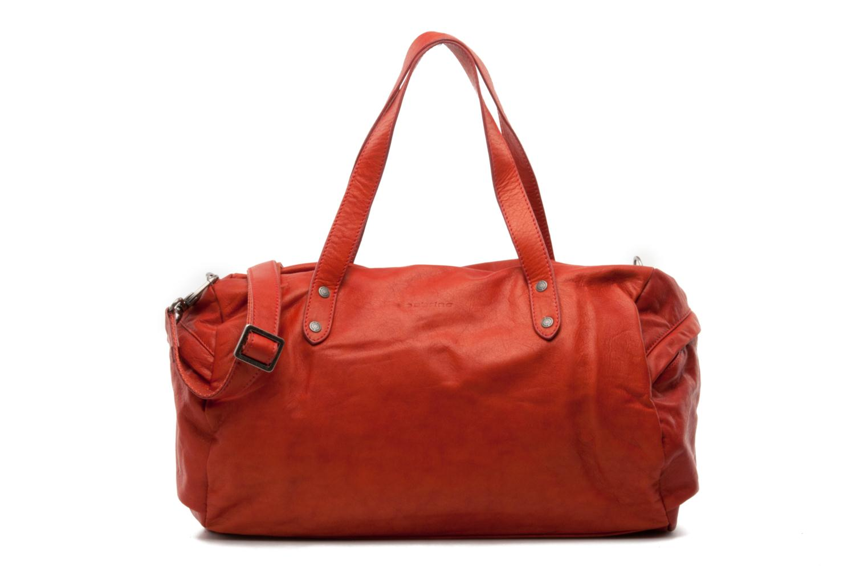 Handtassen Sabrina Jade Oranje detail