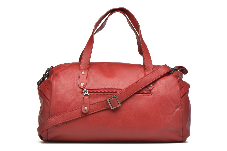 Handtaschen Sabrina Jade rot ansicht von vorne