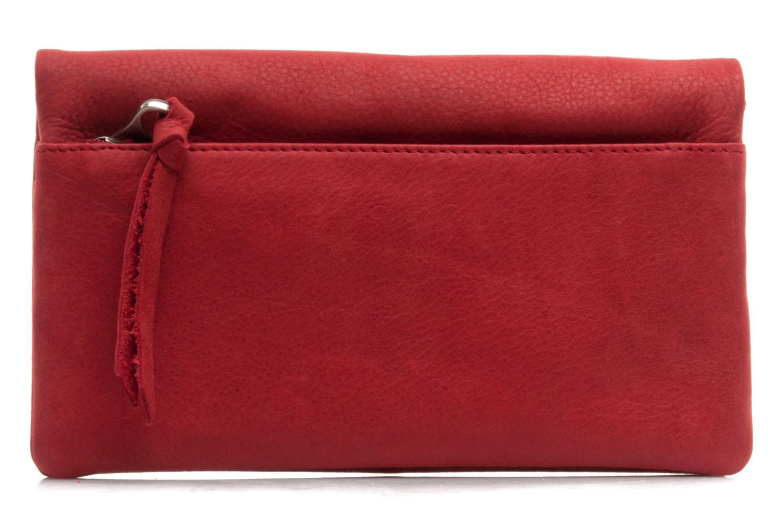 Portemonnaies & Clutches Sabrina Kate rot ansicht von vorne