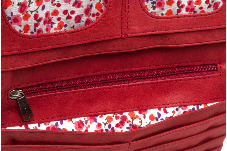 Portemonnaies & Clutches Sabrina Kate rot ansicht von hinten