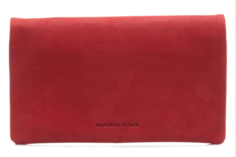 Portemonnaies & Clutches Sabrina Kate rot detaillierte ansicht/modell
