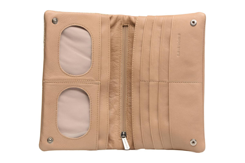 Portemonnaies & Clutches Sabrina Kate beige ansicht von hinten