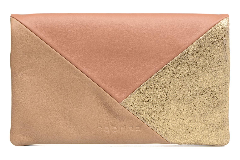 Portemonnaies & Clutches Sabrina Kate beige detaillierte ansicht/modell