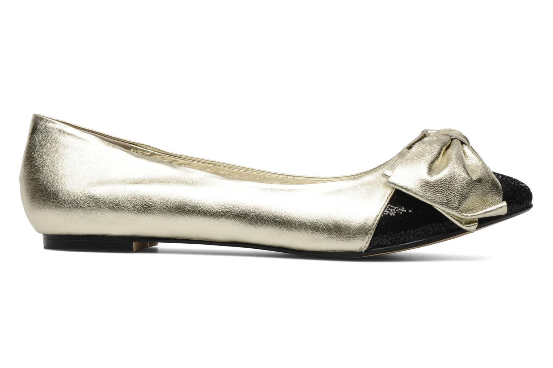 Ballerina's Ravel KATIE Goud en brons achterkant