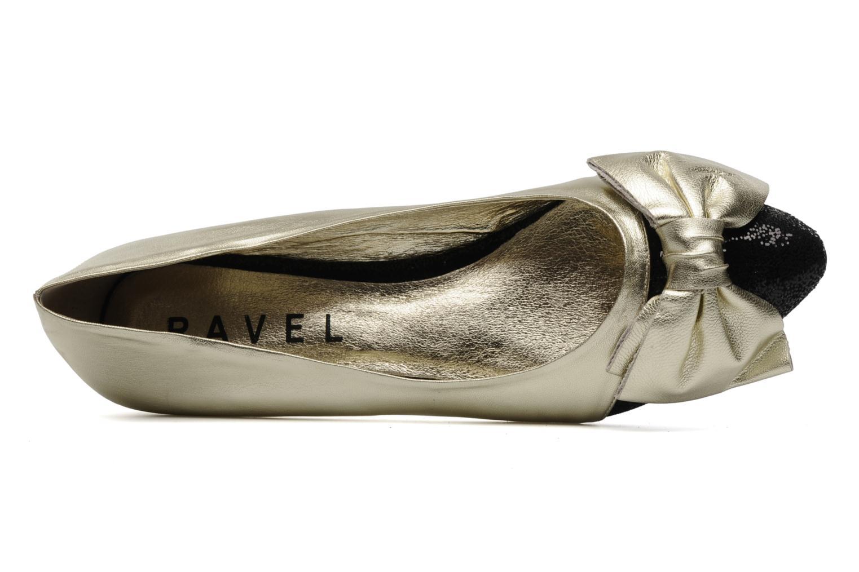 Ballerina's Ravel KATIE Goud en brons links