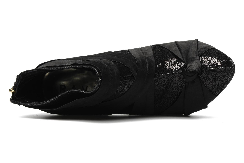 Bottines et boots Ravel KANDY Noir vue gauche