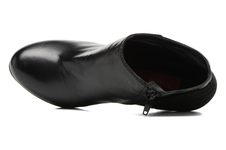 Bottines et boots Anna Volodia Aida Noir vue gauche