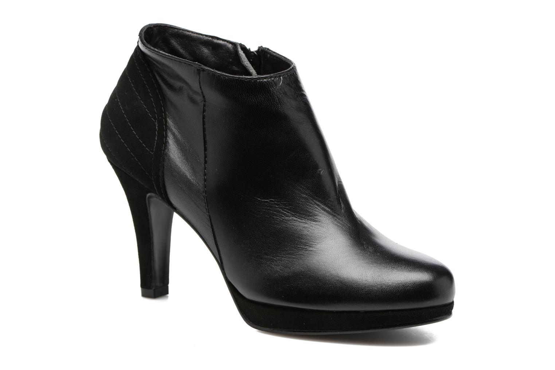 Grandes descuentos últimos zapatos Anna Volodia Aida (Negro) - Botines  Descuento