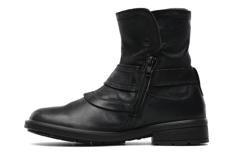Boots en enkellaarsjes Rose & Martin Idda Zwart voorkant