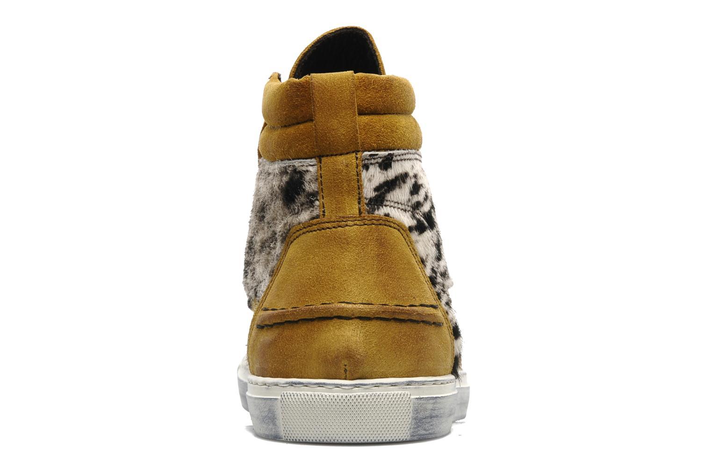 Sneakers Ylati Sibilla High Beige rechts