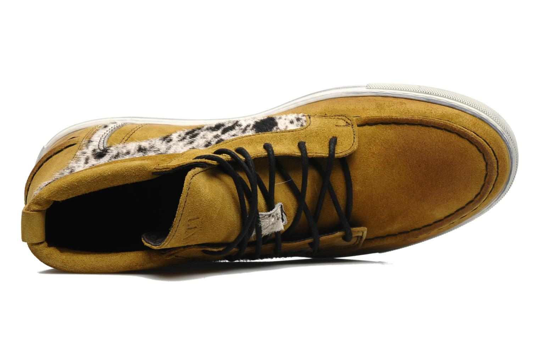 Sneakers Ylati Sibilla High Beige links