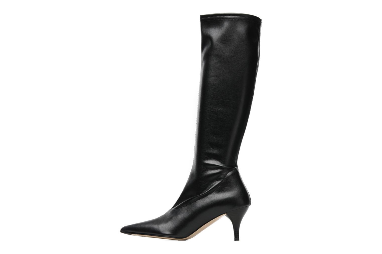 Stiefel Elizabeth Stuart Rosny schwarz ansicht von vorne