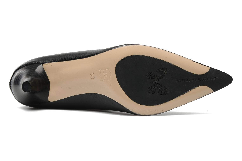 Stiefel Elizabeth Stuart Rosny schwarz ansicht von oben