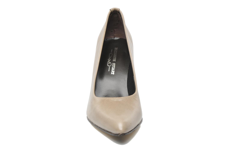 Escarpins Elizabeth Stuart Coco Beige vue portées chaussures