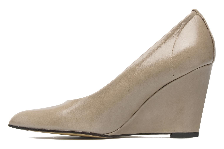 High heels Elizabeth Stuart Coco Beige front view